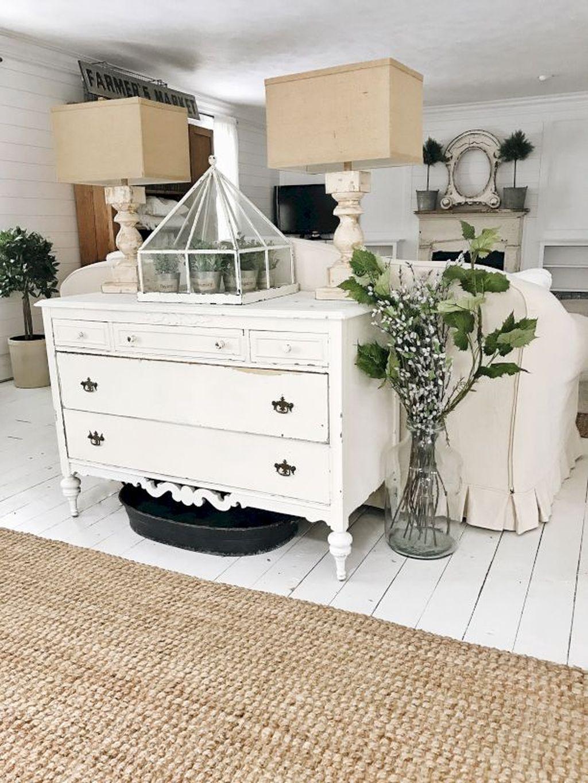 Creative diy shabby chic decoration ideas for your living - Shabby chic ideas for living rooms ...