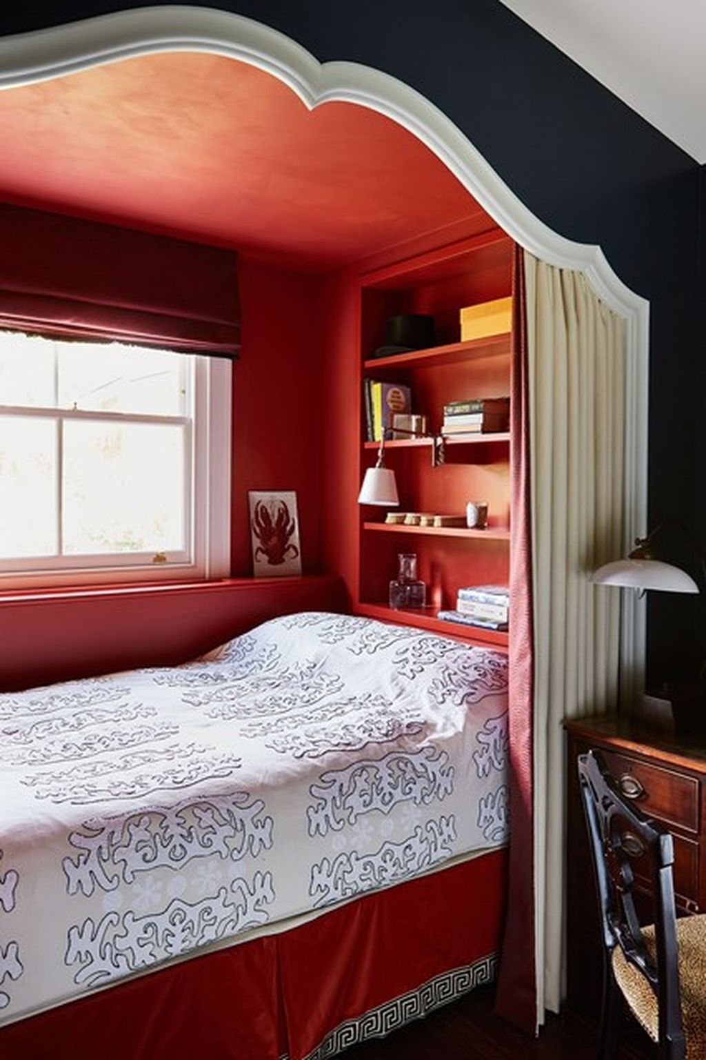 Cute boys bedroom design ideas for small space 23 - Cute small bedroom ideas ...