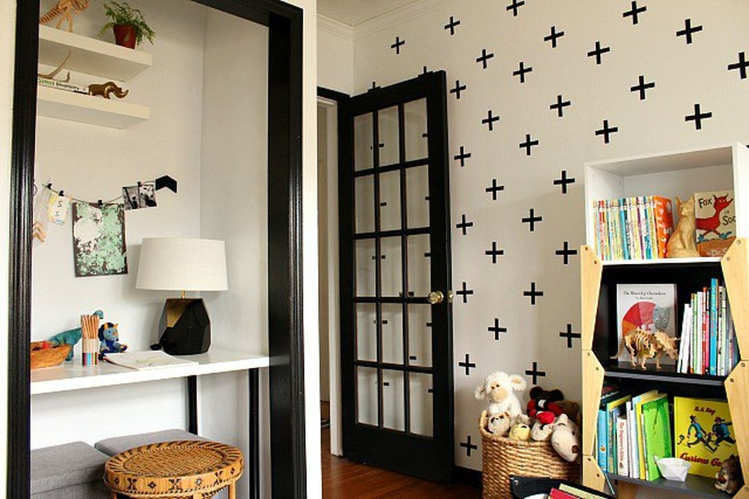 Cute boys bedroom design ideas for small space 57 for Bedroom style for small space