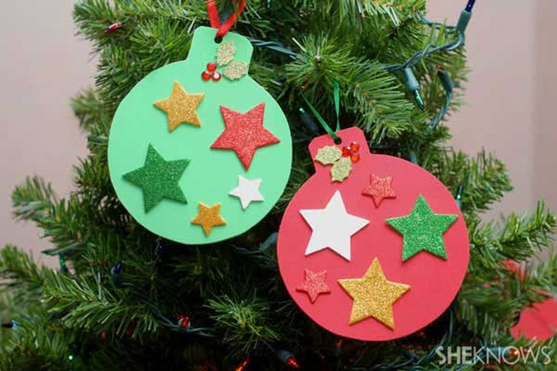 51 cute christmas decoration ideas your kids will totally for Cute christmas decorations