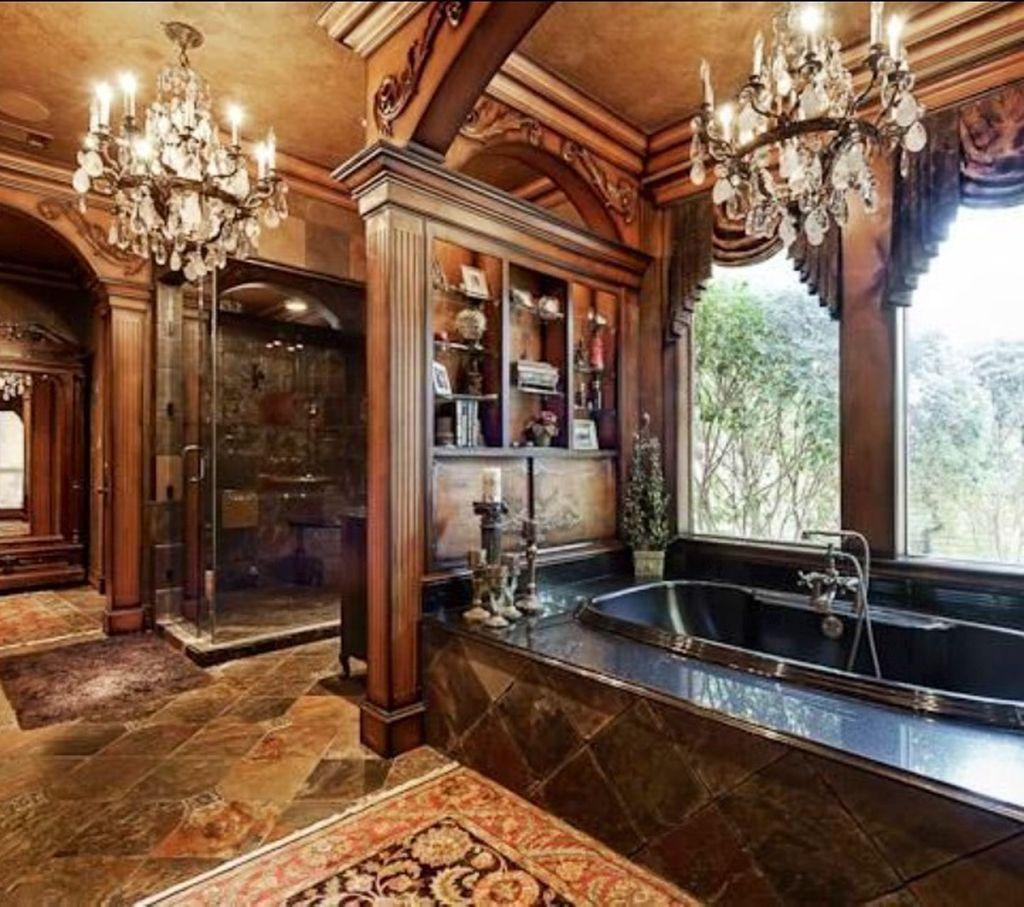 Elegant Bathroom Designs: 99 Romantic And Elegant Bathroom Design Ideas With