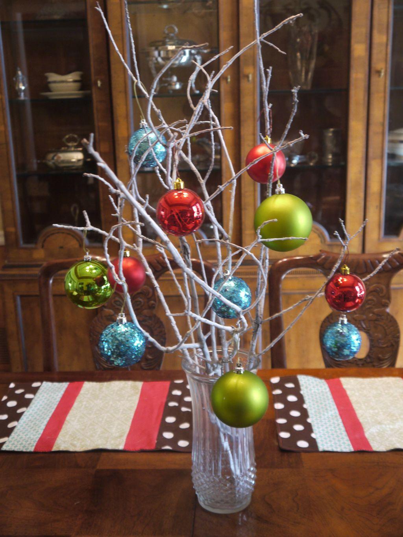 Brilliant Diy Christmas Centerpieces Ideas You Should Try