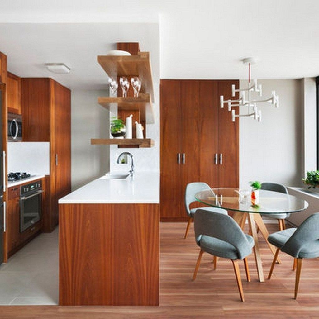 37 stylish mid century modern kitchen design ideas 36 for 36 kitchen ideas