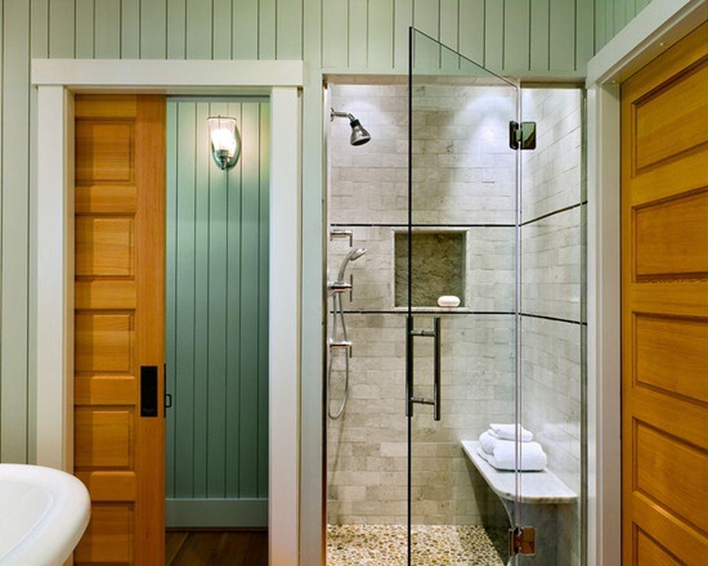 40 Simple And Cozy Wooden Bathroom Remodel Ideas Homedecorish