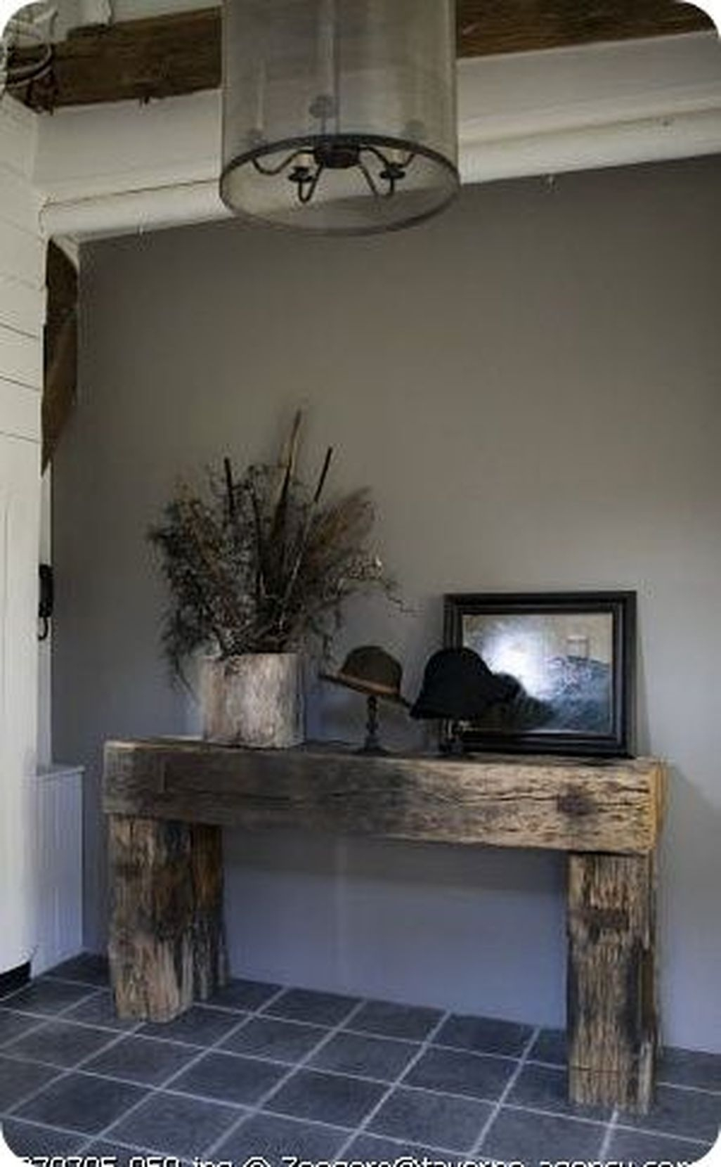 Beautiful Rustic Entryway Decoration Ideas 25 Homedecorish