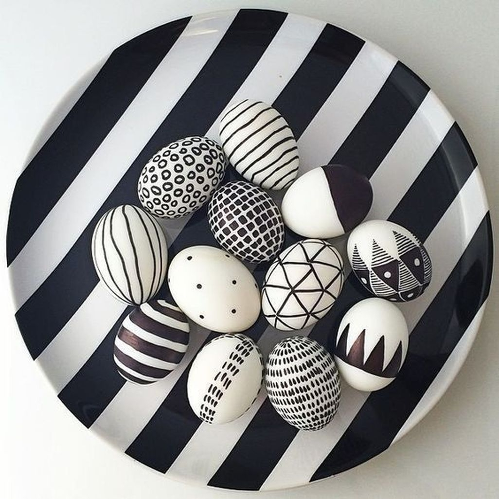 Minimalist Scandinavian Spring Decoration Ideas For Your Home 49