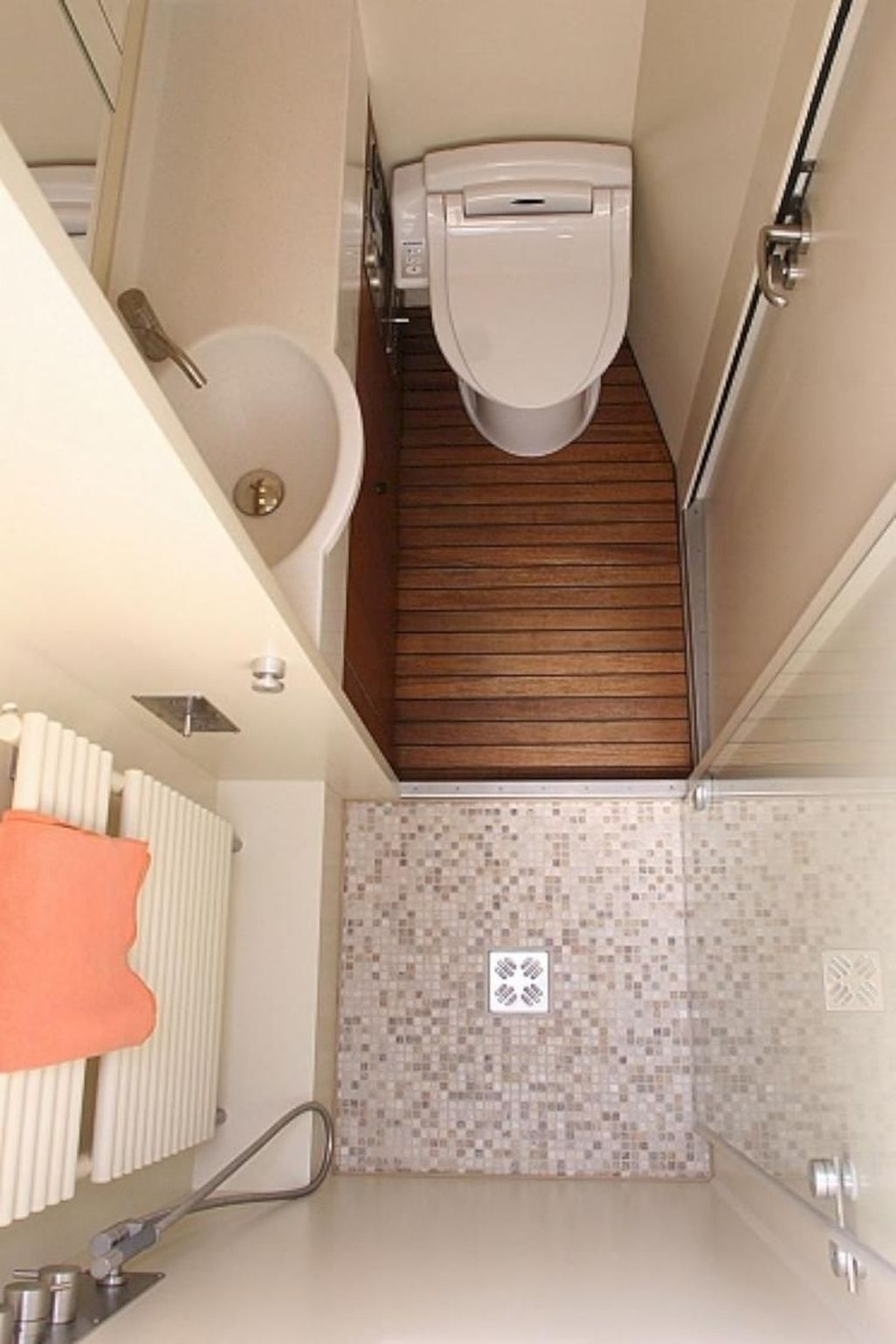 Totally Inspiring Rv Bathroom Remodel Organization Ideas 23 Homedecorish