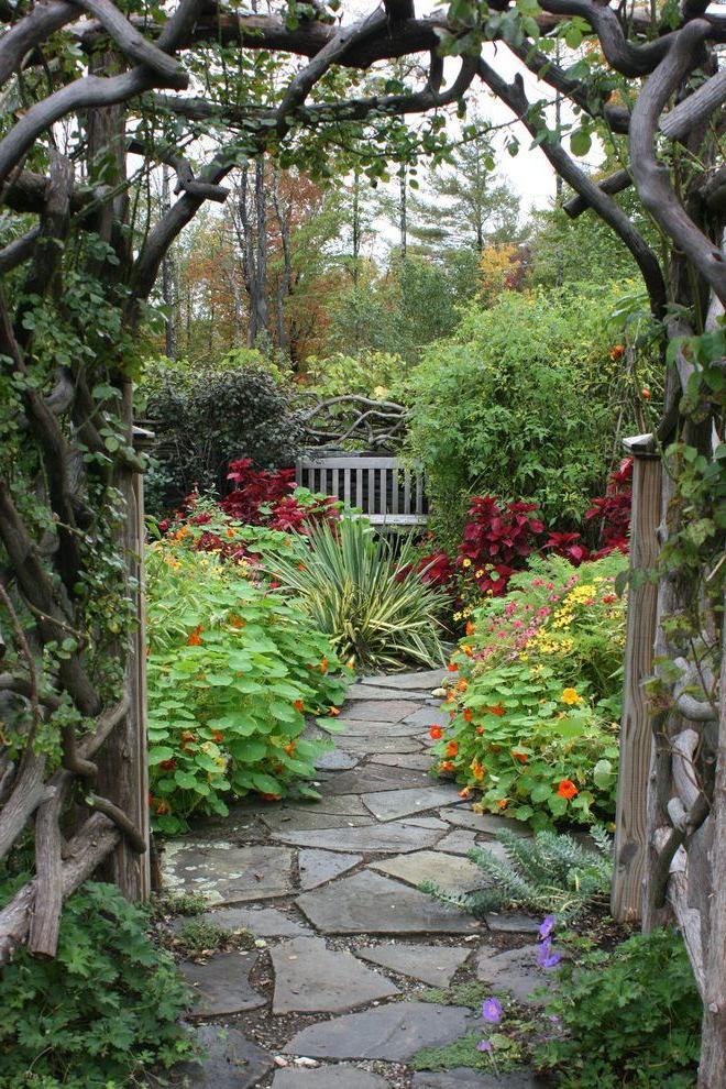 13 Garden Arbor Ideas To Complete Your Garden Aesthetic