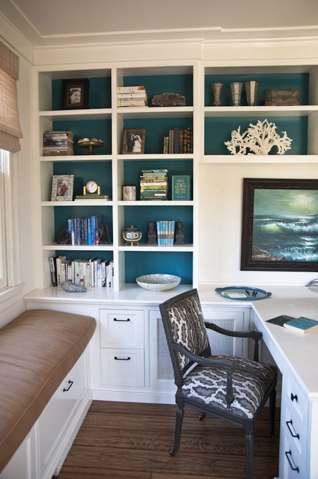 20 Awesome Beach Style Home Office Designs Home Office