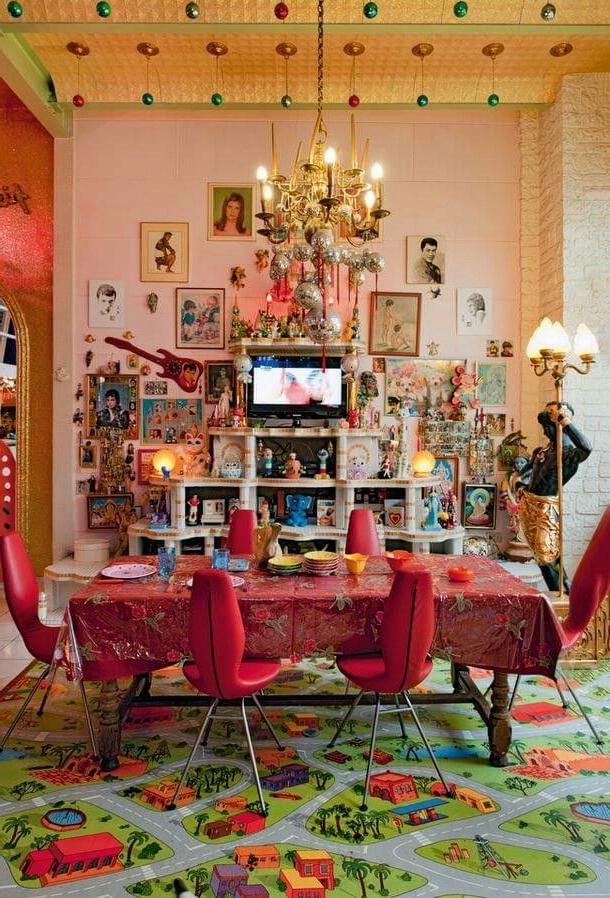 20 Best Kitsch Interior Images On Pinterest Kitsch