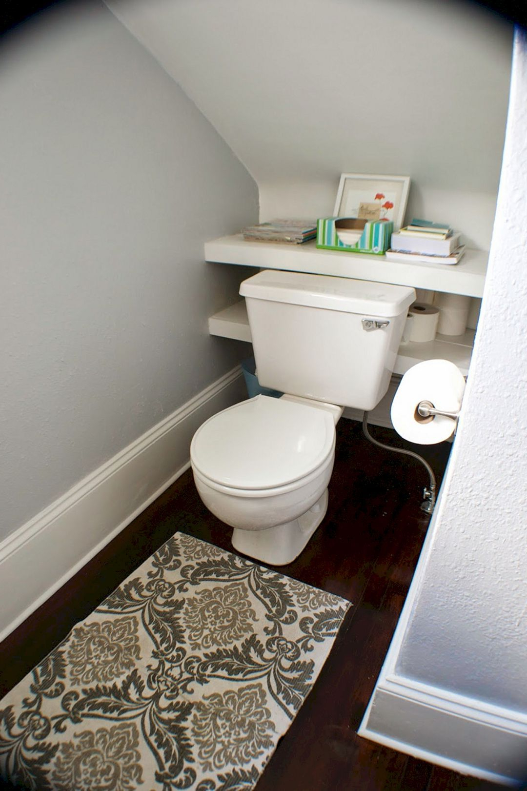 20 incredible bathroom design under stairs for unique