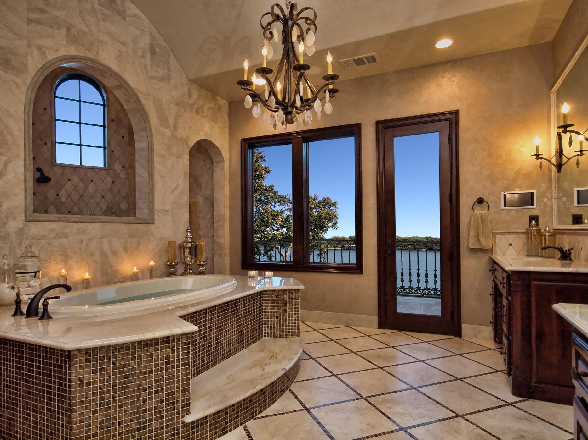 21 Luxury Mediterranean Bathroom Design Ideas Luxury