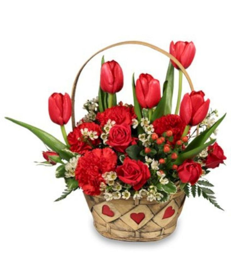 25 Beautiful Valentines Day Flowers Arrangements For Your