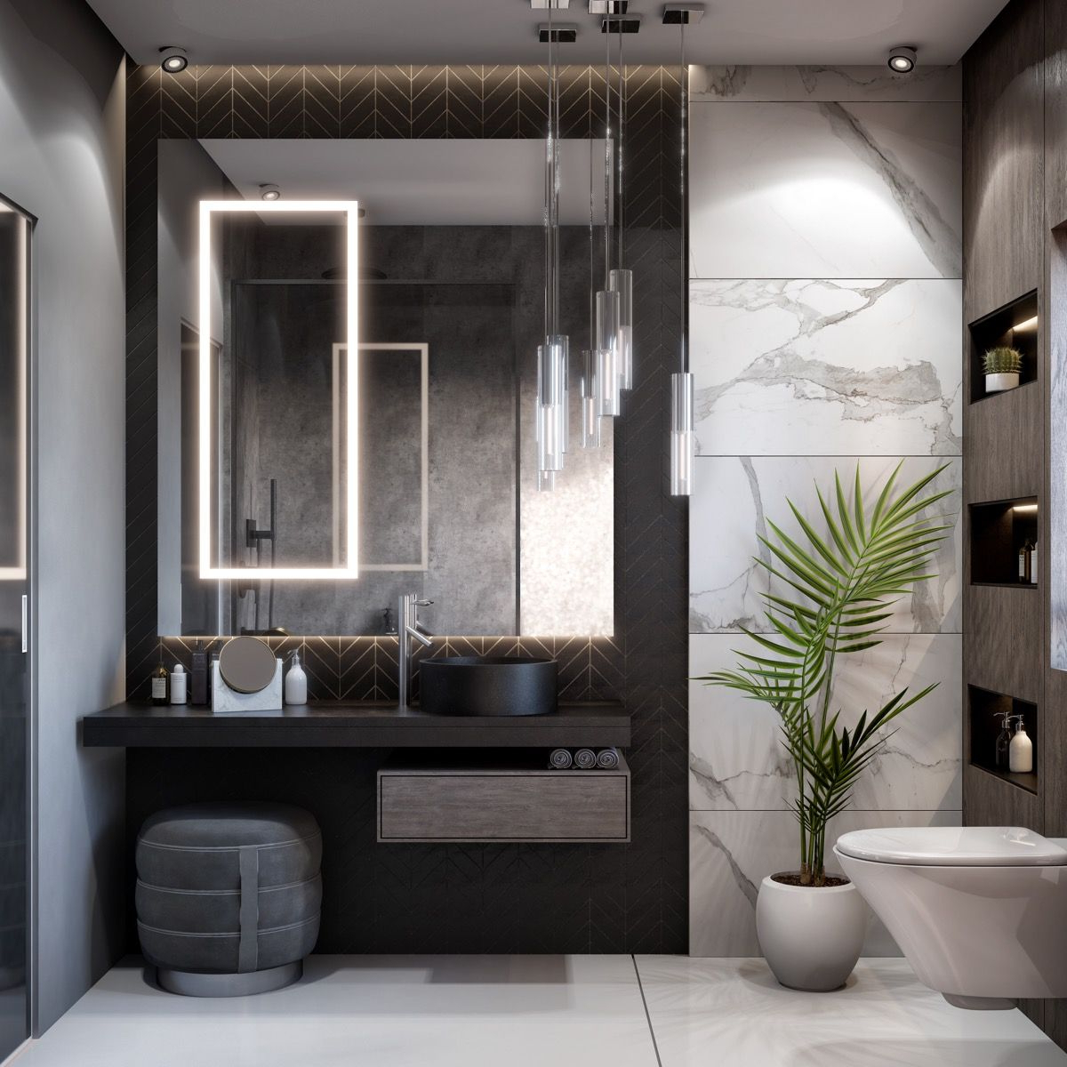 20 Top Small Modern Bathroom Design Ideas Homedecorish