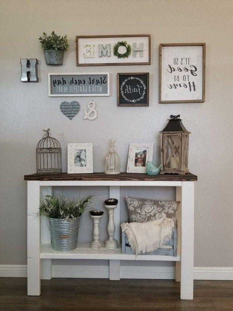 59 Best Home Decor Ideas Living Room For Rustic Farmhouse