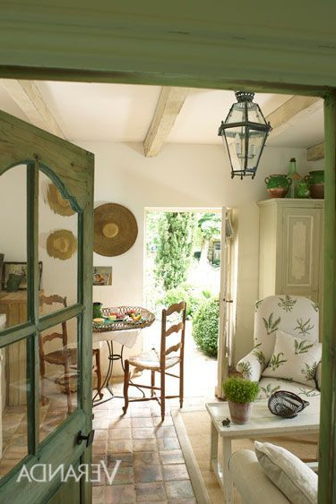 66 Beautiful French Farmhouse Decor Images Part 2