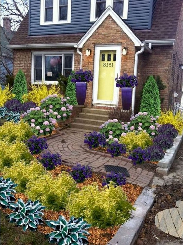 73 Beautiful Small Front Yard Landscaping Ideas