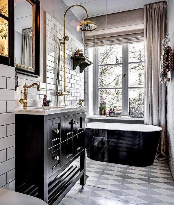 85 Best Bathroom Decor Ideas You Can Do On A Budget