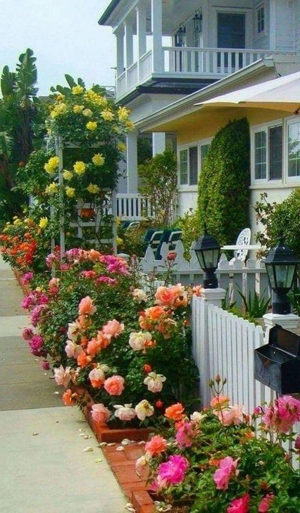 99 Unusual Front Yard Landscaping Design Ideas That Looks