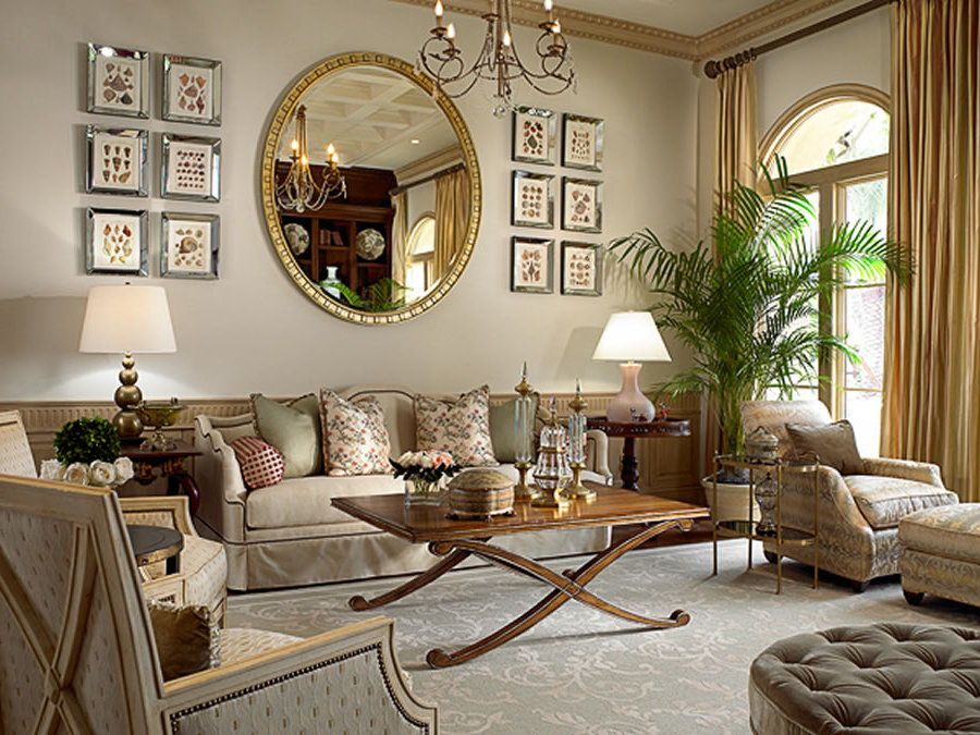 A Beautiful Selection Of 15 Living Rooms Decorated In