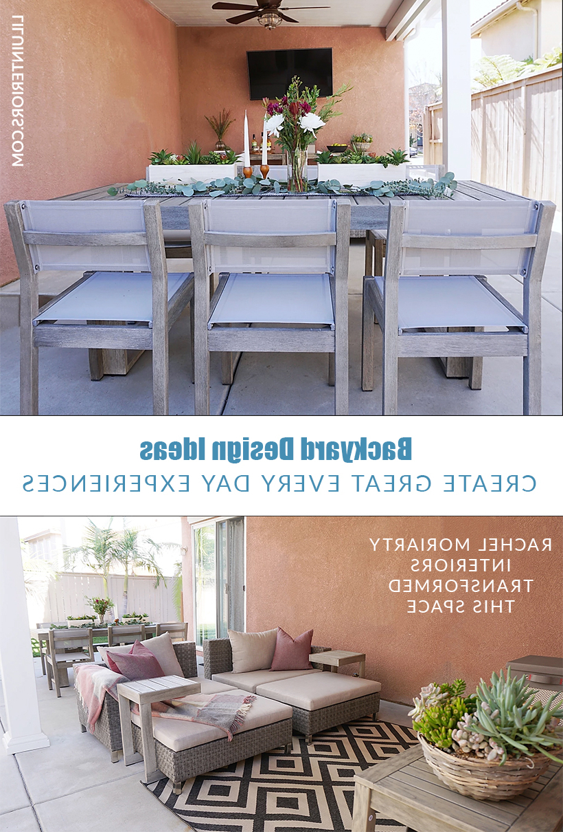 Backyard Design Ideas To Expand Your Living Space