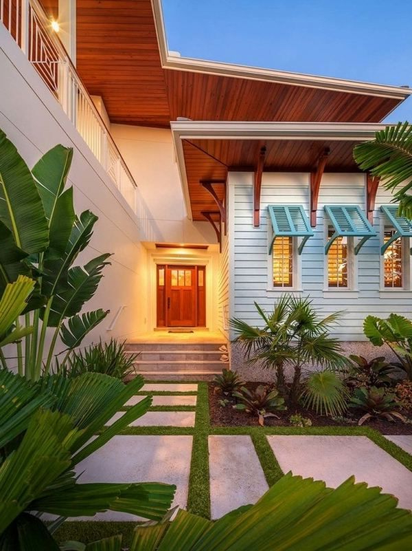 Bahama Shutters Ideas Beautiful Tropical Touch To The