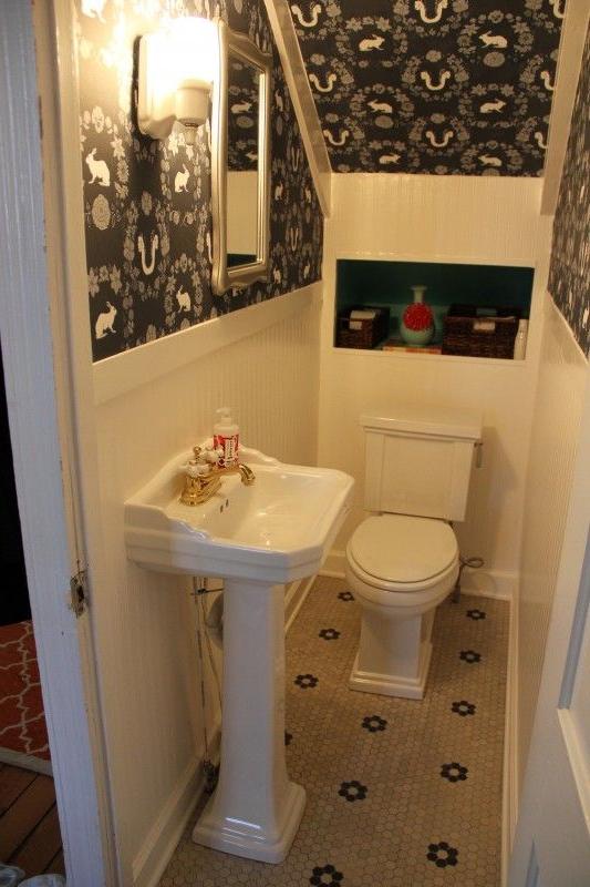 Bathroom Under Front Stairs Bathroom Under Stairs
