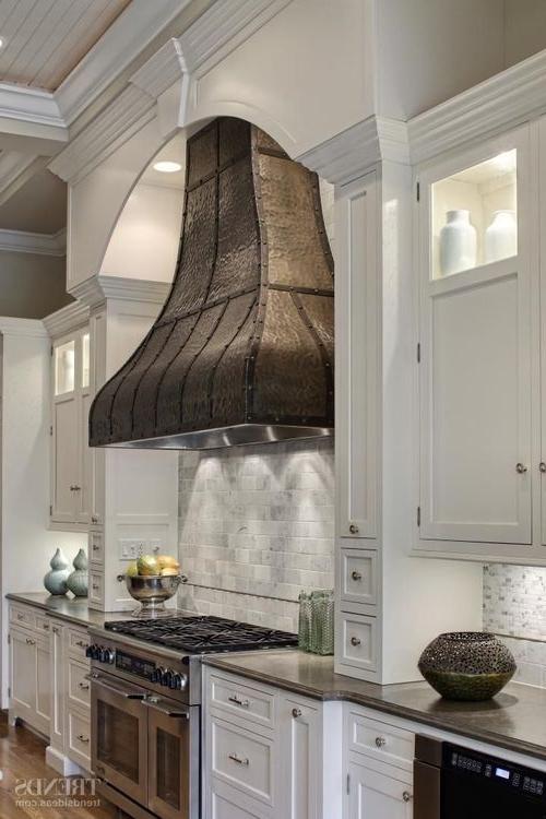 Beautiful Range Hood Kitchen Metal Hoods Kitchen Hoods