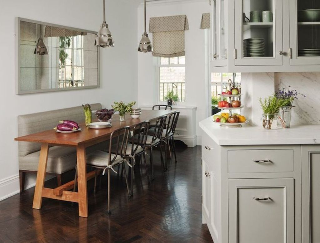 Best 15 Narrow Dining Tables For Small Spaces Gallery