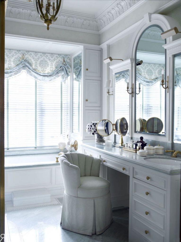 Fantastic Wall Mirror Ideas To Inspire Lavish Bathroom ...
