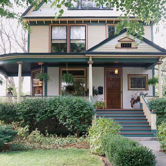 Home Design Ideas Front:  Front Porch Design Ideas Wrap Around Porches Front