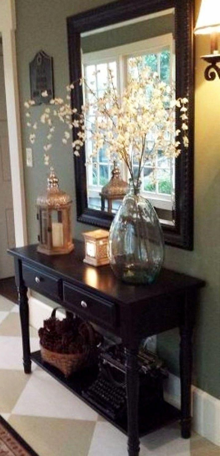 How To Improve Your Basement Hall Decor Foyer