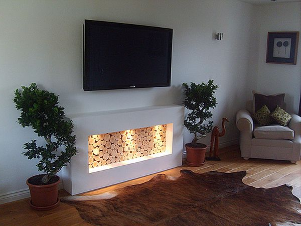 How To Make Your Non Working Fireplace Look Attractive