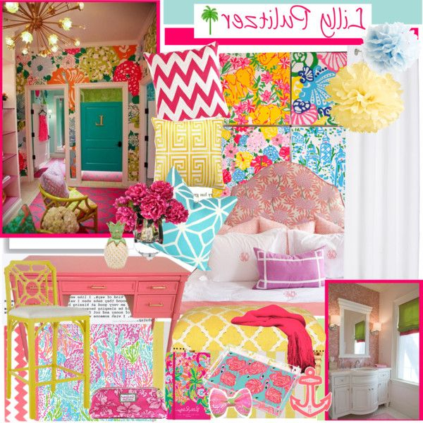 Lilly Pulitzer Southernpearldesigns On Polyvore