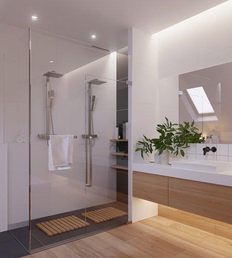 Modern Scandinavian Zrom Architects Minimalist