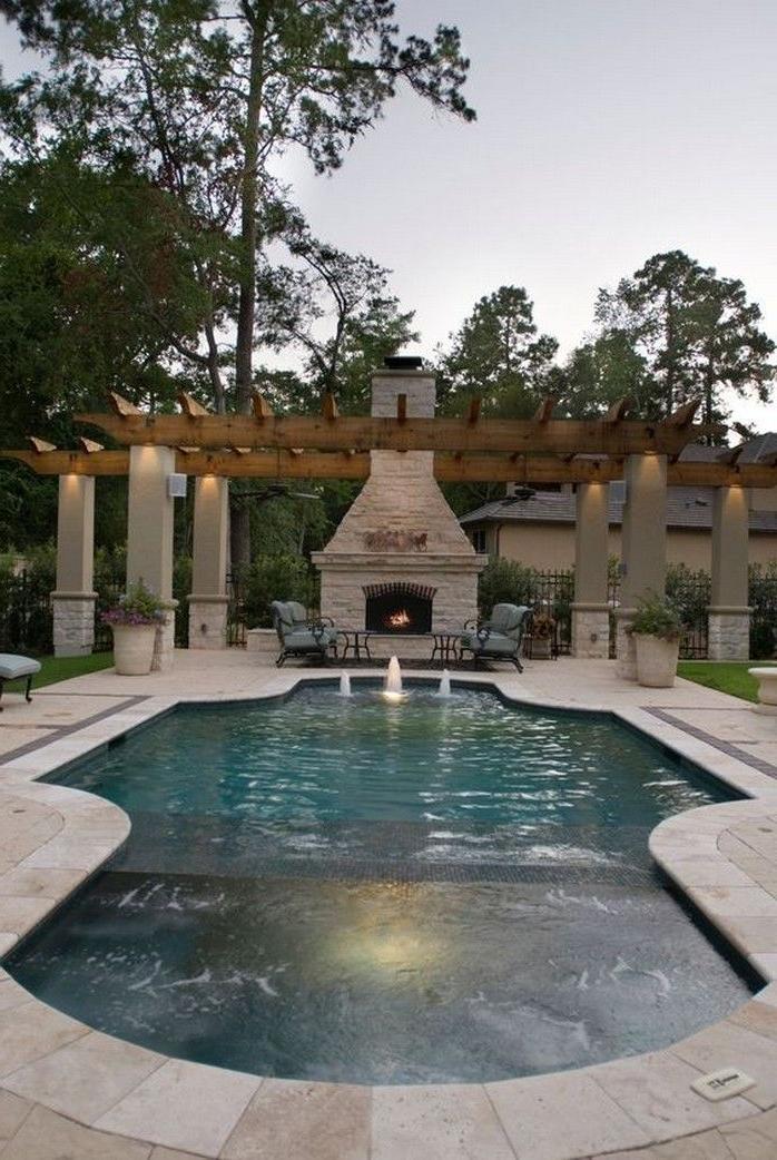 Pin On Cool Pool Designs Homes Infinity Pools