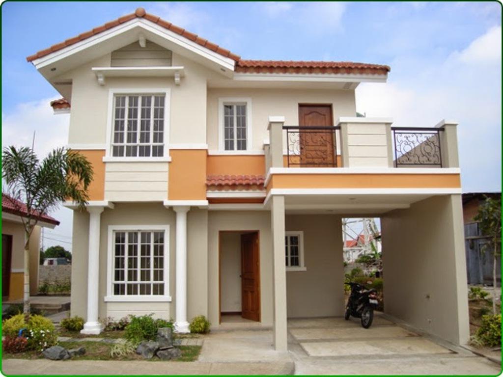 Small Storey House Designs Plans Best Design Simple
