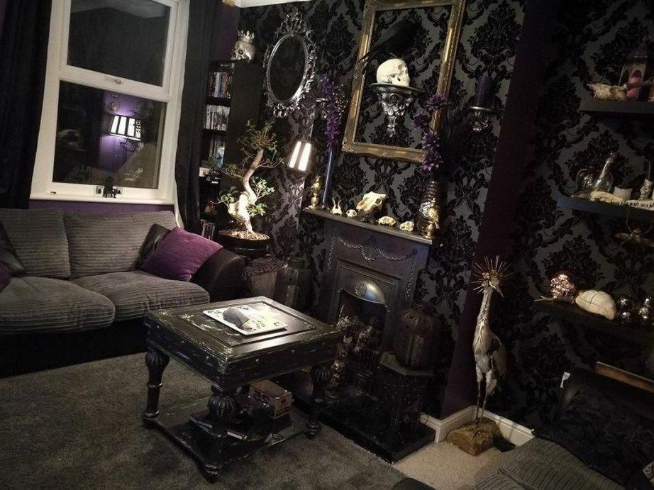 Tips For A Perfect Dining Room Goth Home Decor Gothic
