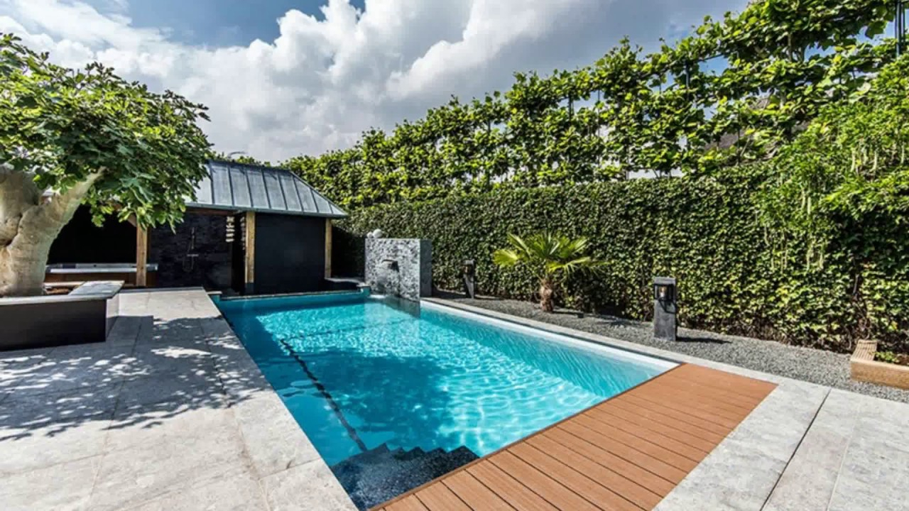 Top 49 Amazing Swimming Pool Design Landscaping Ideas