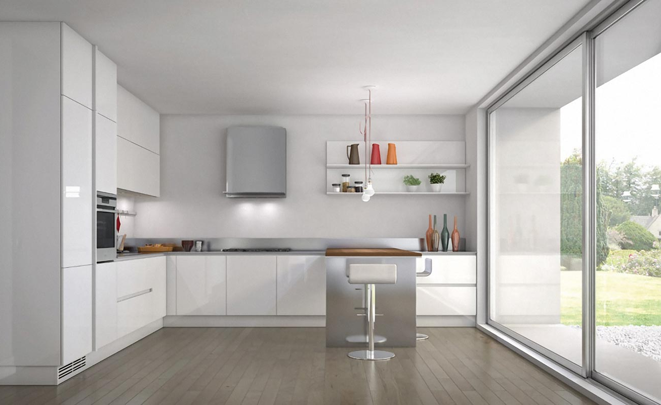 White Kitchen Ideas Ideal For Traditional And Modern Designs Amaza Design